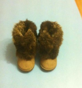 Зимние ботинки ZARA Baby