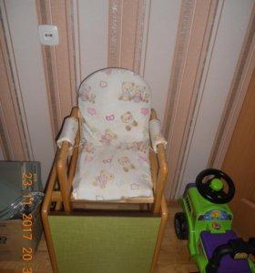 Продам стульчик-ьрансформер