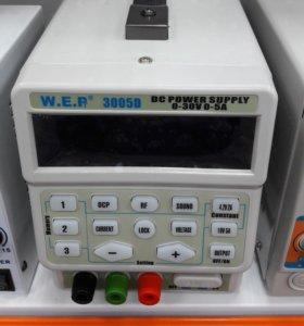 Лабораторный источник питания WEP 3005D