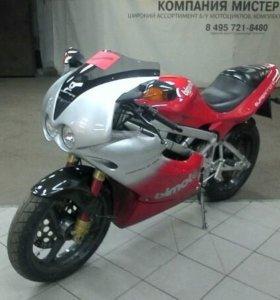Продам мотоцикл Бимото 661