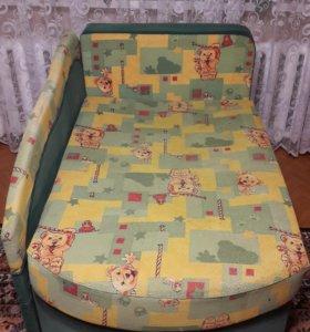 Детский диван/кушетка