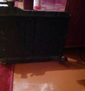 Радиатор охлаждения на ВАЗ 2103