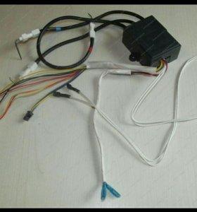 Блок управления колонки Electrolux GWH 265