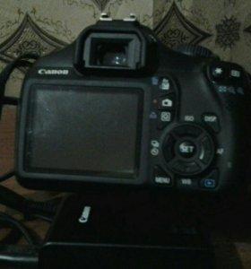 Торга нет!!!Зеркальный фотоаппарат Canon СРОЧНО!!!
