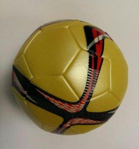 Мяч двухслойный футбол новый