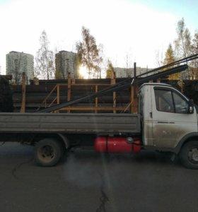 Грузоперевозки газель бортовая 6 метров катюша