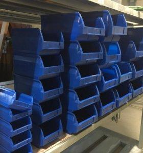 Ящики для склада, складские ящики