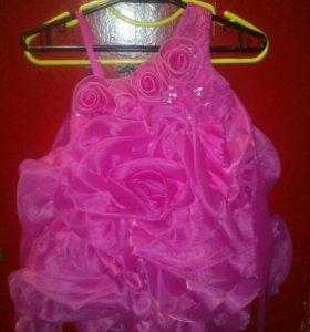 Платье принцессе