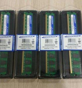 Оперативная память DDRII 2 Gb