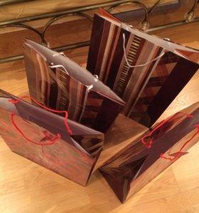 Большие пакеты для подарков 🛍🎁Новые!