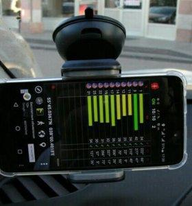 GPS навигатор-смартфон-видеорегистратор.