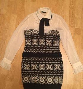 Блуза - туника  D&G
