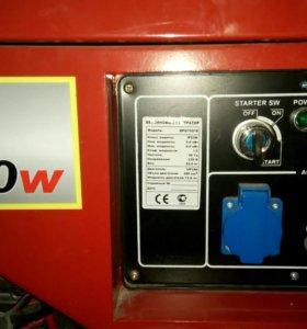 Бензо генератор 5 кВт