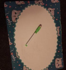 Доска для рисования.