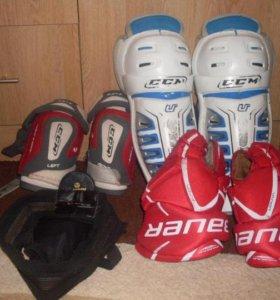 Хоккейный набор. Смотреть в описании