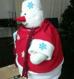 Продам снеговика