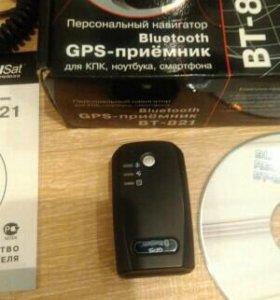 Bluetooth GPS-приемник