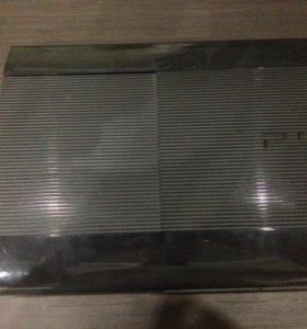 PS 3 super slim 500gd