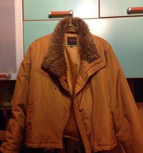 Короткая куртка на синдепоне 46-48