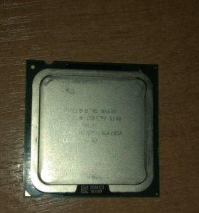 Процессор q6600 4ядра 775 сокет