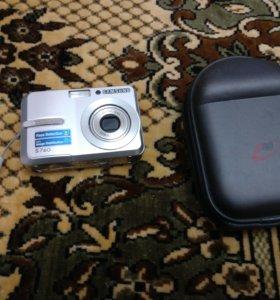 Компактный фотоаппарат SAMSUNG S760