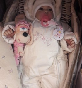 Кукла реборн,девочка