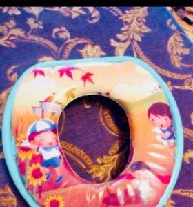 Детский ободок для унитаза