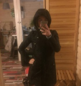Куртка непродуваемая теплая