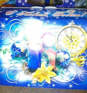 Новогодняя коробка. Обмен...