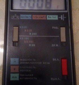 Бытовой дозиметр рксб-104 радиации