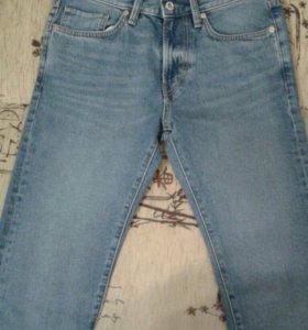 Новые джинсы Н&М мужские