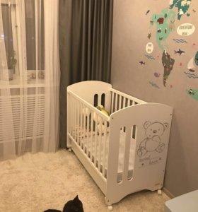 Кроватка Детская micuna