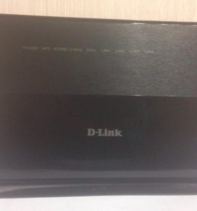 Wi-Fi роутер D-LINK 815