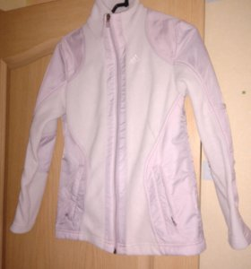Флисовая куртка adidas