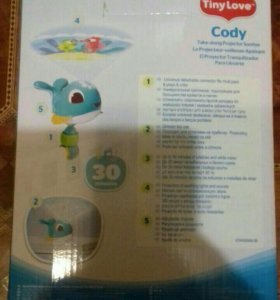 Игрушка- проектор tiny love cody