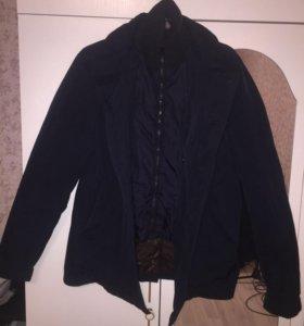 Куртка в стиле пиджак