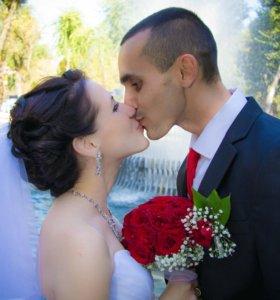 Сфотографирую свадьбу, love story и др.моменты