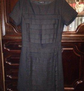 Шерстяное платье Tatuum