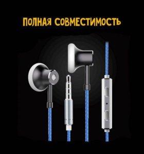 Hi-Fi-наушники Tiandirenhe MS16.