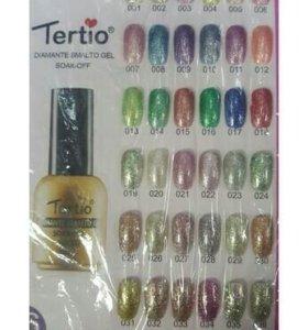 Гель-лак для ногтей Tertio