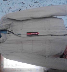 Фирменная мужская куртка bayron