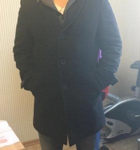 Пальто мужское утеплённое