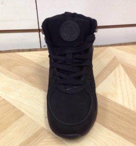 Обувь,кроссовки мужские зимние