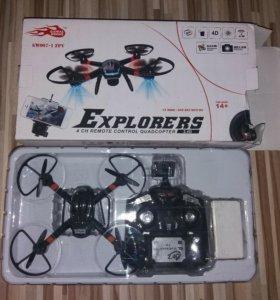Квадрокоптер GLOBAL DRONE