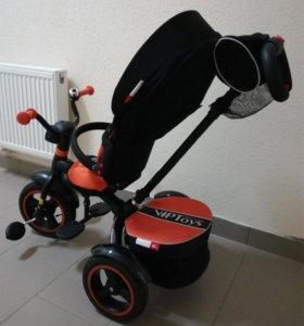 Трёхколесный велосипед RT ICON 5 VIP