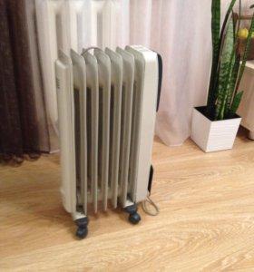 Радиатор. Масленный