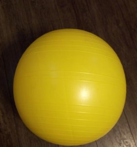 Мяч для фитнеса новый 55см