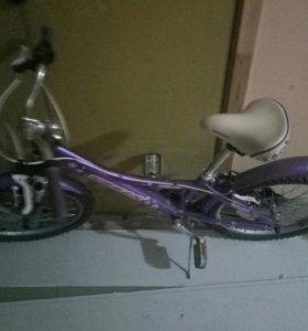 Велосипед для девочки stels 240