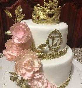 Торты и сладкий стол