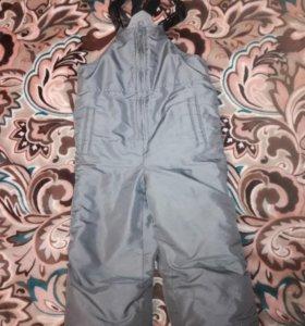 Детский зимний костюм (штаны+куртка)